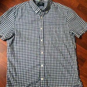 🔹Nordstrom's Men's Shop SS Button Up Shirt